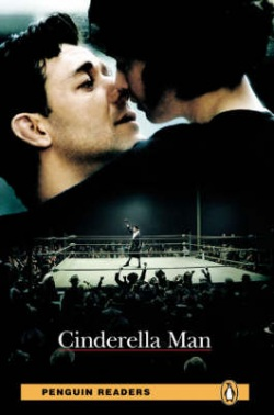 Penguin Readers 4 Cinderella Man Book