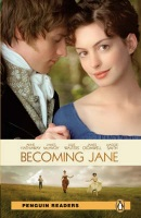 Penguin Readers 3 Becoming Jane Book/CD Pack