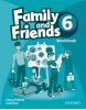 Family and Friends 6 Workbook - pracovný zošit (Pelteret, Ch. - Penn, J.)