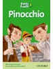 Pinocchio (Family and Friends Readers 3C) (Arengo, S. - Rowe, S.)