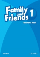 Family and Friends 1 Teacher's Book - metodická príručka (Simmons, N.)