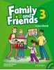 Family and Friends 3 Class Book and MultiROM - učebnica (Thompson, T. - Driscoll, L.)