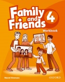 Family and Friends 4 Workbook - pracovný zošit (Simmons, N.)