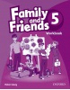 Family and Friends 5 Workbook - pracovný zošit (Casey H.)