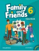 Family and Friends 6 Class Book and MultiROM - učebnica (Quintana, J.)