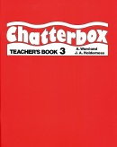 Chatterbox 3 Teacher's Book (Strange, D. - Holderness, J. A.)
