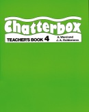 Chatterbox 4 Teacher's Book (Strange, D. - Holderness, J. A.)