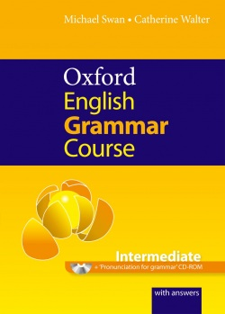 Oxford Grammar Course Inter Student's Book with Key + CD-ROM (Swan, M. - Walter, C.)