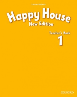 Happy House 1, New Edition Teacher's Book (S. Maidment, L. Roberts)