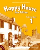 Happy House 1, New Edition Activity Book and MultiROM Pack (S. Maidment, L. Roberts)