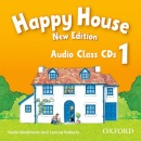 Happy House 1, New Edition Audio CD (S. Maidment, L. Roberts)