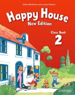 Happy House 2, New Edition Class Book (S. Maidment, L. Roberts)