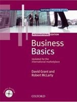 Business Basics (New International Edition) Student's Book (Grant, D. - McLarty, R.)