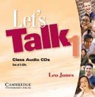 Let's Talk 1 CD /2/