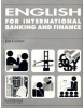 English for International Banking and Finance SB