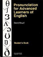 Pronunciation for Advanced Learners of Eng Cass /2