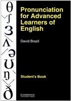 Pronunciation for Advanced Learners of Eng SB