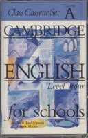 Cambridge English for Schools 4 Cass /2/