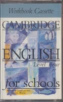 Cambridge English for Schools 4 WB Cass