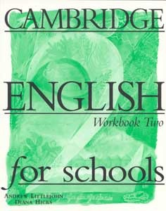 Cambridge English for Schools 2 WB
