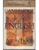 Cambridge English for Schools 1 Cass /2/