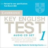 Cambridge Key English Test 1 CD /2/