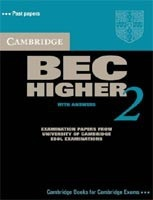 Cambridge BEC Higher 2 Self-study Pack