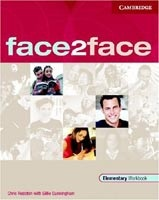 face2face Elementary Workbook with Key (Redston, Ch. - Cunningham, G.)