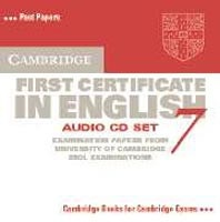 Cambridge FC in English 7 CD /2/
