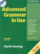Advanced Grammar in Use with Key + CD-ROM (Hewings, M.)