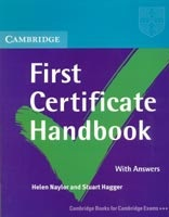 Cambridge FC Handbook SB with Key