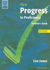 New Progress to Proficiency SB