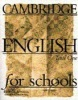 Cambridge English for Schools 1 Tests