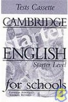 Cambridge English for Schools Starter Tests Cass
