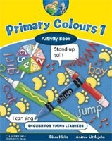 Primary Colours 1 AB