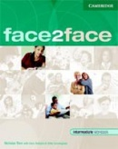 face2face Intermediate Workbook with Key (Nicholas Tims, Chris Redston, Gillie Cunningham)