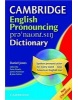 Cambridge English Pronouncing Dictionary pb+CD-ROM