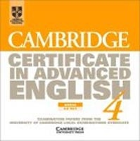 Cambridge CAE 4 CD /2/