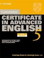 Cambridge CAE 5 SB with Key