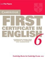 Cambridge FC in English 6 SB