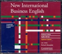 New International Business English SB CD /3/