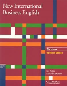 New International Business English WB