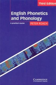 English Phonetics and Phonology - Book (Peter Roach)