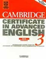 Cambridge CAE 3 SB with Key