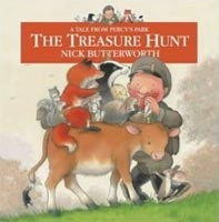 Tales from Percy's Park - Treasure Hunt (Butterworth, N.)