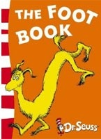 The Foot Book: Blue Back Book (Dr Seuss) (Dr. Suess)