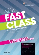 Fast Class, 2009 Edition Student's Book + Online WB Pack (Gude, K.)