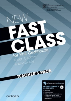 Fast Class, 2009 Edition Teacher's Book + CD-ROM (Ludlow, K. - Gude, K.)