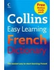 Collins Easy Learning French Dictionary, 4th Edition