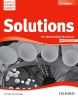 Solutions, 2nd Pre-Intermediate Workbook + Audio CD (Falla, T. - Davies, P.)